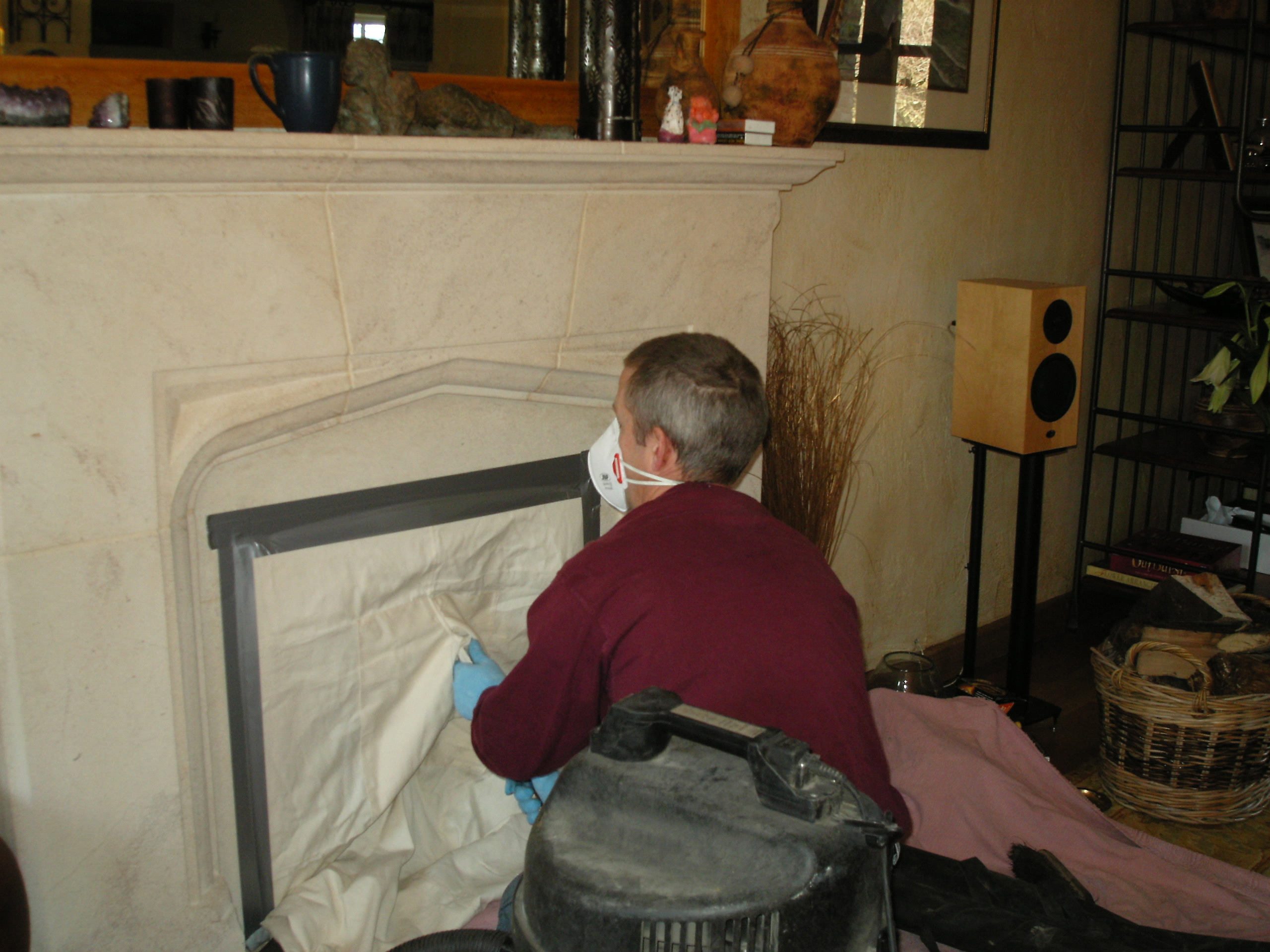 chimney sweep Is your home's chimney getting dirty we can help we offer professional  chimney cleaning services safe, fast, and no mess: we take care of everything.