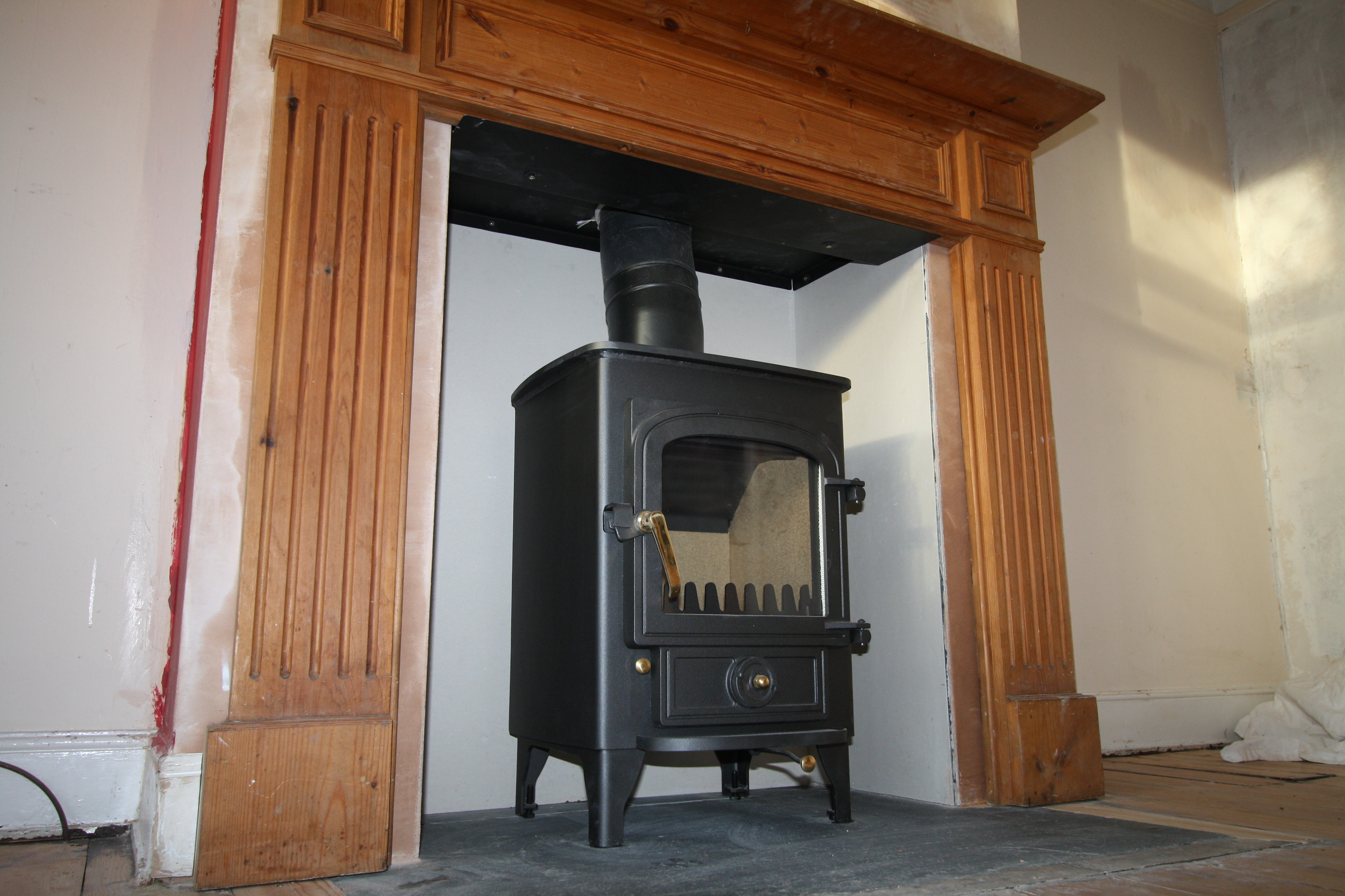 Installation of fireplaces and chimneys. Chimney for fireplaces