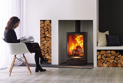Install a new ecodesign wood buring solid fuel stove Reading Berkshire